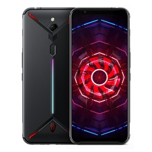ZTE Nubia Red Magic 3 Mobile <strong>phone</strong> 6.65&quot; Snapdragon 855 Octa core Fingerprint Front 48MP Rear 16MP 8GB 128GB 5000mAh Gaming