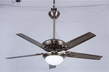 Fast delivery home led light decorative ceiling fan