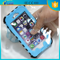 Case manufactory underwater 6M still working IP68 phone waterproof case for iphone 6