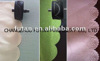 ultrasonic textile cutting machine