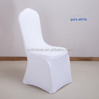 2015 lastest design wholesale wedding banquet chair cover seat covers