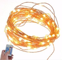 Decorative Christmas Holiday, Wedding, Parties 100 leds string lights