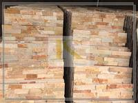 Popular 5 strips p014 flat cultural stone (Direct Factory Good Price )