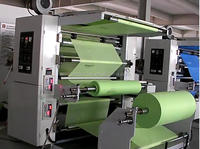 QTL type high speed 2 colours nonwoven flexographic/ flexo printing machine