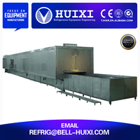 industrial iqf tunnel commercial second hand freezers for sale