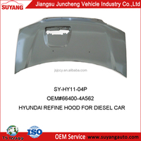 Engine hood for diesel juncheng new developed products for HYUNDAI REFINE
