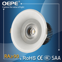 26w led downlight cri>90ra cob downlight led 3000k 4000k 6500k