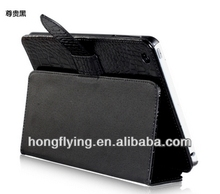 Stand belt leather case for iPad (2nd, 3rd & 4th gen