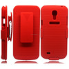 For Samsung Galaxy S4 Mini case, armor holster Case for Samsung I9190 for Galaxy S4 Mini cover