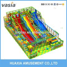 Galvanized pipe material indoor playground for sale