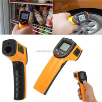 New Non-Contact IR Infrared Thermometer LCD Display Digital Temperature Gun Temp Laser Thermometer Handheld