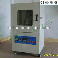 215L High Temp Vacuum Drying Oven with 28 Segments Controller and Gas Purge