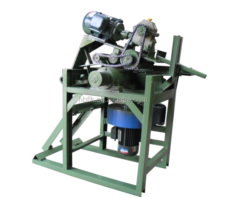 2017 hot sale Double Shaft chain saw wood band saw machine