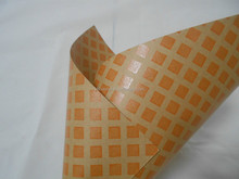 Resin coated kraft paper DDP insulation material