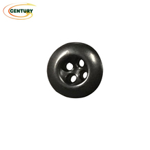 Cheap price polyester clothes buttons button making for shirt
