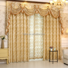 beautiful soft 100% Polyester jacquard outdoor beaded door curtains