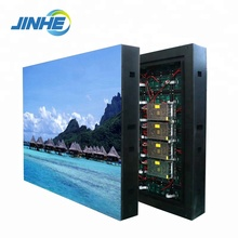 Outdoor P10 RGB Display Screen,High Brightness Full Color SMD,HD LED TV