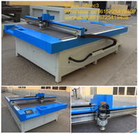 Economic PU Shoes knife cutting machine