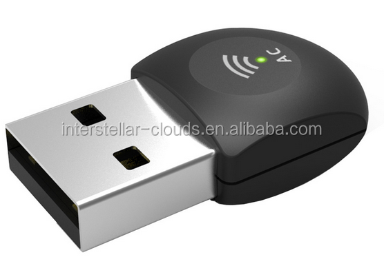 11ac 600M Dualband Wireless Dual-Band 2.4G/5G USB Wifi Adapter/Dongle/Network Card