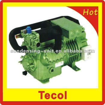 Bitzer two stage semi-hermetic reciprocating compressor