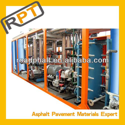 Roadphalt RPT series of multi-functional modified asphalt equipment