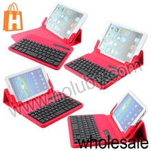 7 inch Universal Magnetic 4 Flip Stand Bluetooth Keyboard Case For Samsung Galaxy Tab 3 iPad Mini 1 2 Retina Google Nexus 7 Case