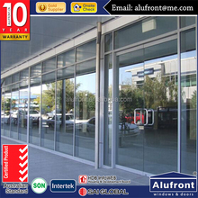 Top quality glass sliding doors /front door/interior lift and sliding door