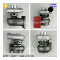 T04B58 Turbo charger 465960-5003S 2674A363 turbocharger for Perkins Truck, Dodge Commando 6 Cylinders diesel engine T6-354.4