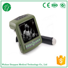 Veterinary ultrasound scanner for dog pig sheep cow horse pregnancy test machine