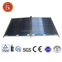 2015Swimming pool heater parabolic trough solar collector