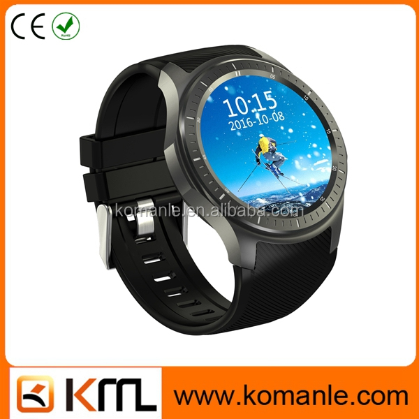 Hot New Products Dm368 1.39 Inch Touch Screen 3G Bluetooth Wifi Android Smart Watch