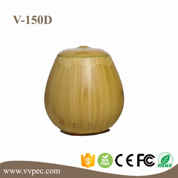 cool mist 2017 new aromatherapy bamboo essential oil diffuser