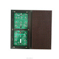p10 320*160mm single color led display module excellent quality p10 outdoor led module