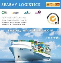LCL and FCL sea freight from Tianjin to Incheon, South Korea