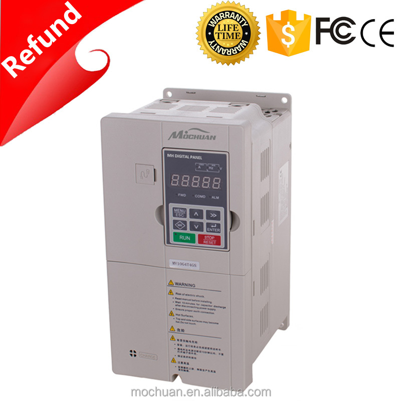 220v to 380v universal 3 phase frequency converter for control speed