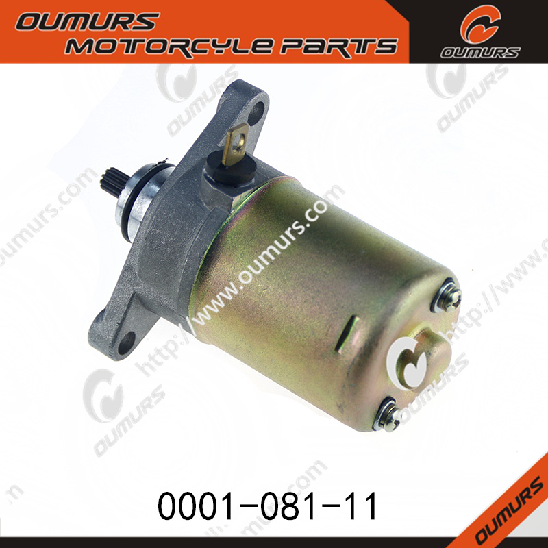 for 50CC Scooter GY6 50 high quality motorcycle start motor