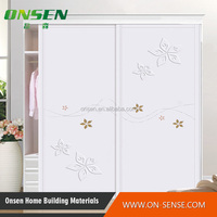 Hot toys spray painted wardrobe door designs best selling products in america 2016