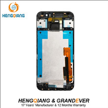 Gold 5inches Phone LCD replacement For HTC One M9 Gold 5'' LCD Display Touch Screen Digitizer +Frame