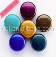 pearlescent pigment applied in oil paint, decorative paint and additionally art pigment
