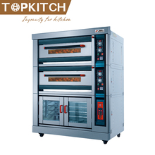 CE APPROVED Big Chamber Space Mechanism Easy Control Panel China Bread Machine Factory