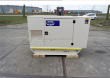 P33- 3 FG Wilson 33kva/26.4kw Diesel Generator set Engine 1103A-33G1with 8 Hr Fuel Tank and DCP-10 Control panel