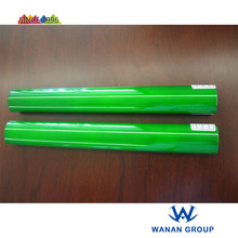 WA1706496 high gloss transparent green electrostatic powder paint