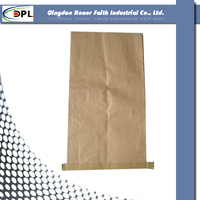 popular latest new model high quality kraft paper laminated pp woven bag