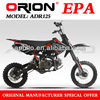 China Apollo ORION Gas Cheap 125cc pit bike 125cc Dirt Bike Mini Cross AGB37-CRF