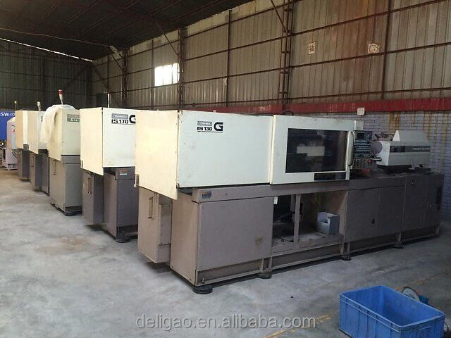 Hydraulic Toshiba Plastic Injection Molding Machines For Sale