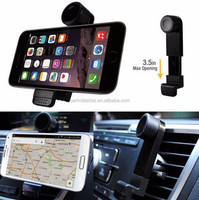 2015 Cell Phone Holder Vent Mount Cradle for Cars works great For all Iphones 6/5s/5/4s/4