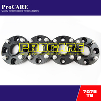 20mm alloy aluminum 7075 t6 wheel spacer 4x100 for toyota probox