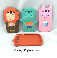 Silicone Phone Case for Galaxy S3