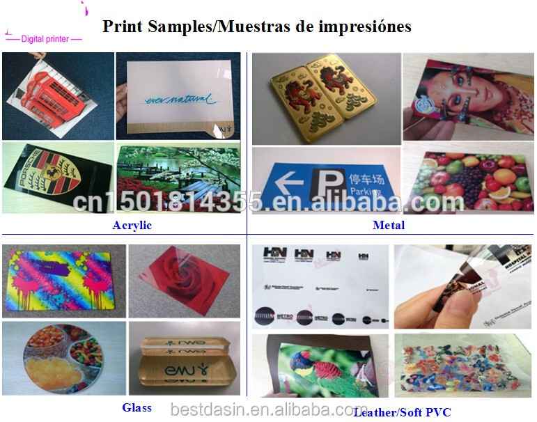commercial used Multifunctional flatbed printer Six color A3 digital T shirt printer digital printer