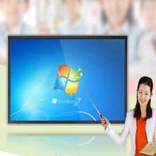 IR infrared multi touch 70 inch touch screen display tv with best quality